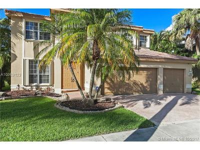 Miramar Single Family Home For Sale: 17490 SW 33rd Ln
