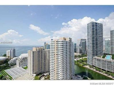 Asia, Asia Condo, Asia Condominium Condo For Sale: 900 Brickell Key Blvd #2405