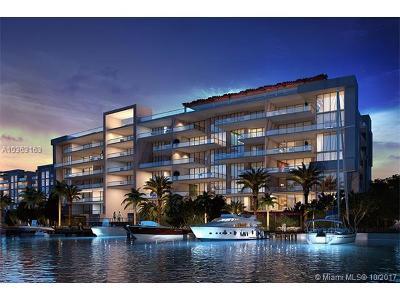 bay harbor Condo For Sale: 10201 E Bay Harbor Dr #203