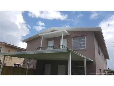 Hialeah Multi Family Home For Sale: 57 W 24th St