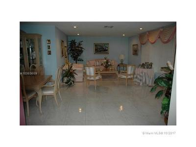 Miami Single Family Home For Sale: 8445 Menteith Te