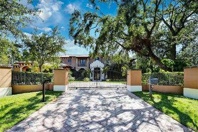 Pinecrest Single Family Home For Sale: 6740 SW 133rd Ter