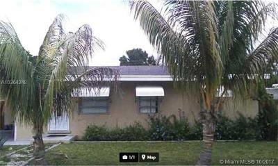 Palm Springs Single Family Home For Sale: 4433 Kent Ave