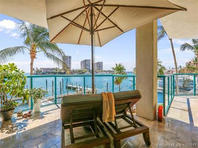 Coconut Grove Condo For Sale: 1660 S Bayshore Ct #101