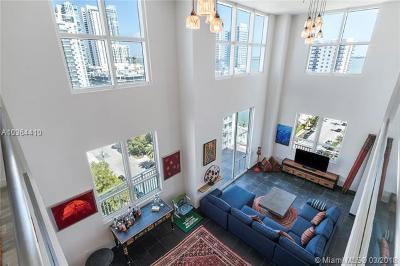 Miami Condo For Sale: 2275 Biscayne Blvd #PH104