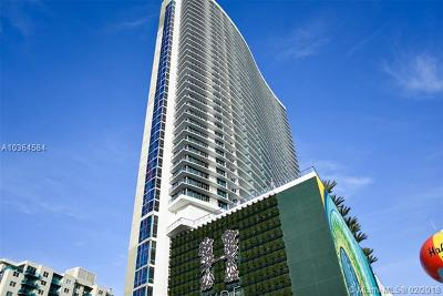 Hollywood Condo For Sale: 4111 S Ocean Dr #3506