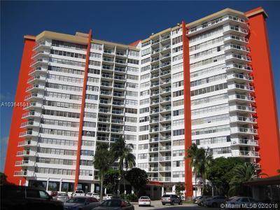 Miami Gardens Condo For Sale: 1301 NE Miami Gardens Dr. #604 W