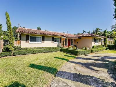 Miami Shores Single Family Home For Sale: 265 NE 96th St