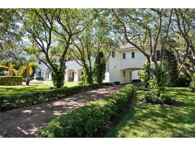 Pinecrest Single Family Home For Sale: 9300 SW 63rd Ct