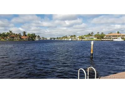 Fort Lauderdale Single Family Home For Sale: 509 Middle River Dr