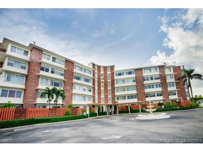 Miami Shores Condo For Sale: 1700 NE 105th St #108