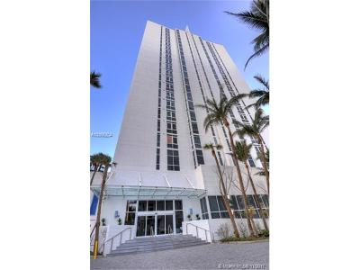 Hollywood Condo For Sale: 3951 S Ocean Dr #1603