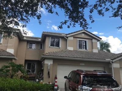 Single Family Home For Sale: 15816 SW 11th St