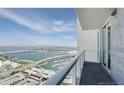 Condo For Sale: 244 Biscayne Blvd #4804