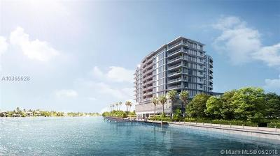 Fort Lauderdale Condo For Sale: 435 Bayshore Drive #802