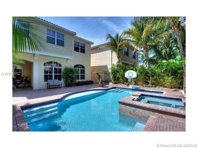 Aventura Single Family Home For Sale: 3227 NE 212th St