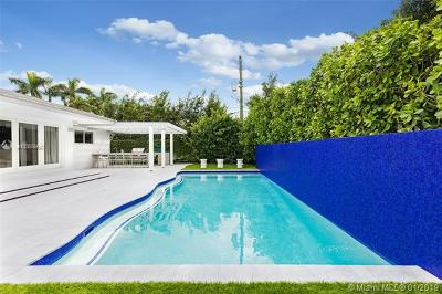 Miami Beach Single Family Home For Sale: 6420 Pinetree Drive Cir