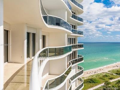 bal harbour Condo For Sale: 9601 Collins Ave #1608