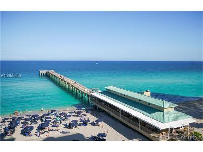 Sunny Isles Beach Condo For Sale: 16699 Collins Ave #4206