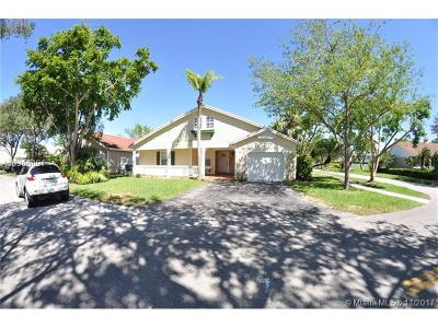 Single Family Home For Sale: 14921 SW 140th Ct