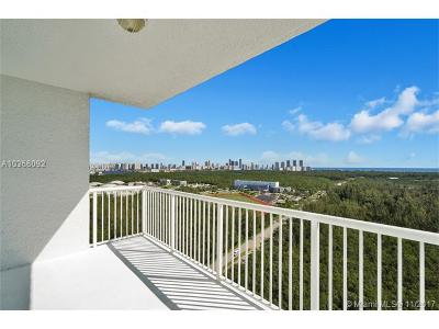 North Miami Condo For Sale: 15051 Royal Oaks Ln #2103