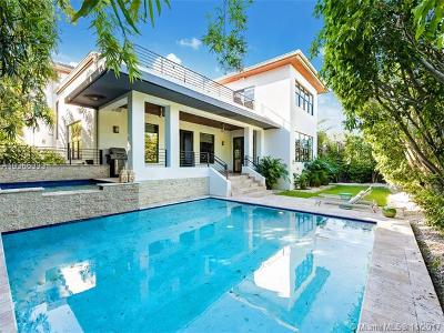 Key Biscayne Single Family Home For Sale: 667 Warren Ln