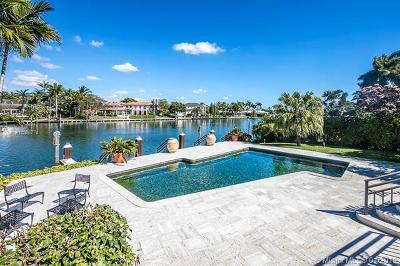 Coral Gables Single Family Home For Sale: 605 Solano Prado