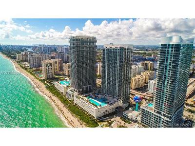 Hallandale Condo For Sale: 1830 S Ocean Dr #5111