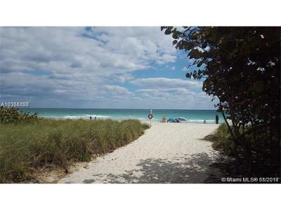 Surfside Condo For Sale: 9499 Collins Ave #210