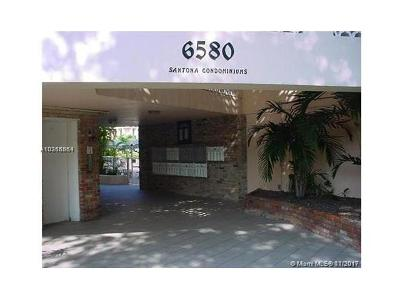 Coral Gables Condo For Sale: 6580 Santona St #A31