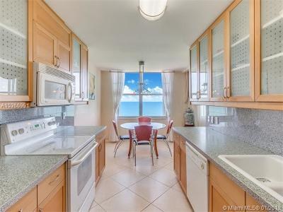 Hollywood Condo For Sale: 2751 S Ocean Dr #1205S