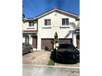 Miami Gardens Condo For Sale: 21133 NW 14th Pl #259