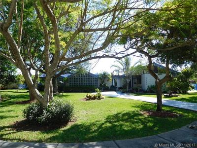 Palmetto Bay Single Family Home For Sale: 7360 SW 136th St
