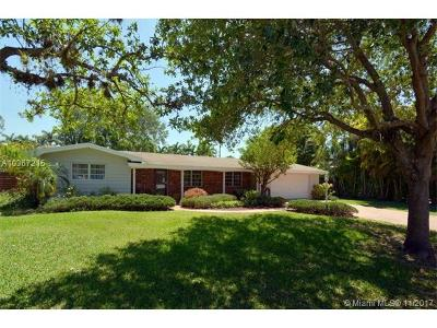Pinecrest Single Family Home For Sale: 7420 SW 99th St