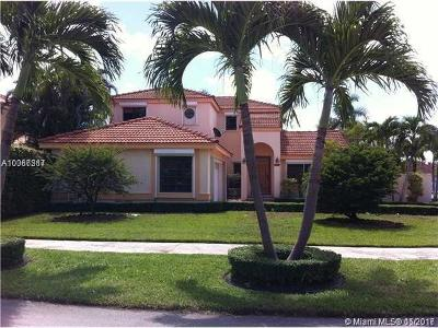 Single Family Home For Sale: 12420 SW 95th Ter