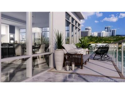 Bay Harbor Islands Condo For Sale: 9781 E Bay Harbor Drive #4