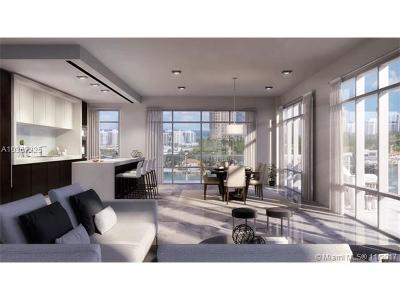 bay harbor Condo For Sale: 9781 E Bay Harbor Drive #PH