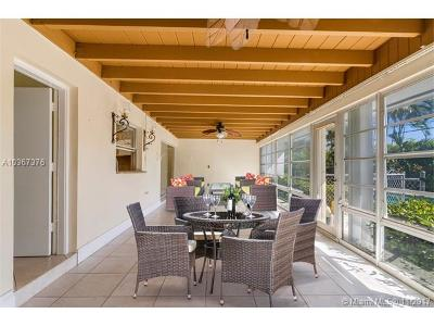 Bay Harbor Islands Single Family Home For Sale: 1270 Kane Concourse
