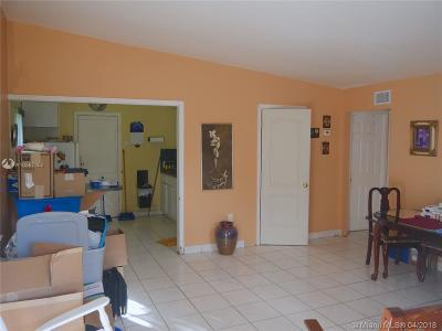 North Miami Single Family Home For Sale: 13745 NW 4th Pl