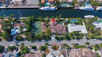 Fort Lauderdale Single Family Home For Sale: 197 Royal Palm Dr