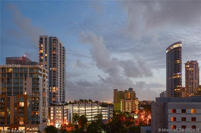 Fort Lauderdale Condo For Sale: 100 N Federal Hwy #928