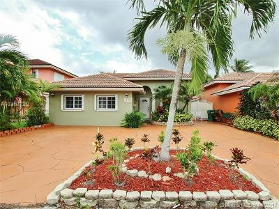 Single Family Home For Sale: 15478 SW 35th Ter