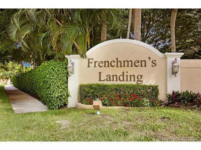 West Palm Beach Single Family Home For Sale: 2544 Bordeaux Ct