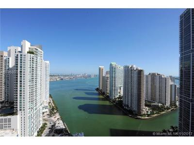Condo For Sale: 200 Biscayne Boulevard Way #3307