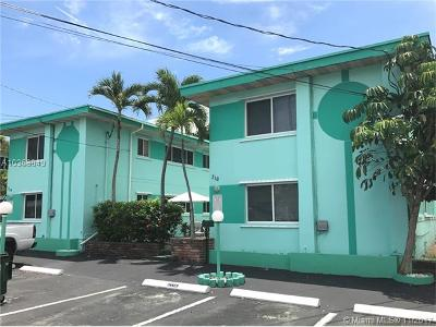 Hollywood Multi Family Home For Sale: 314 Elm St