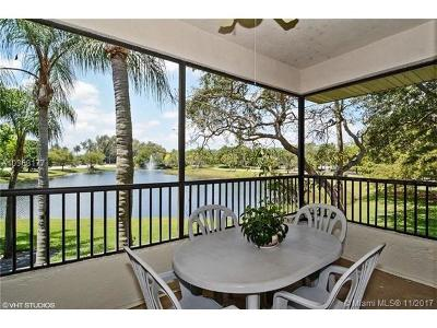 Plantation Condo For Sale: 7380 NW 1st St #206