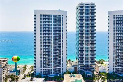 Hallandale Condo For Sale: 1800 S Ocean Dr #3710