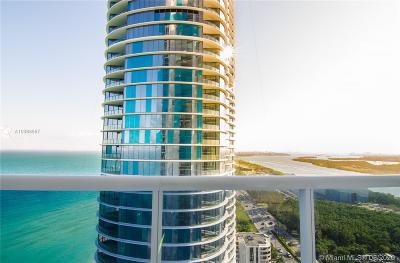 Trump Tower 3, Trump Tower Iii, Trump Tower Iii Condo Condo For Sale: 15811 Collins Ave #2602