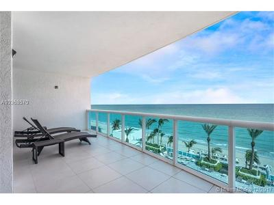 hollywood Condo For Sale: 2711 S Ocean Dr #704