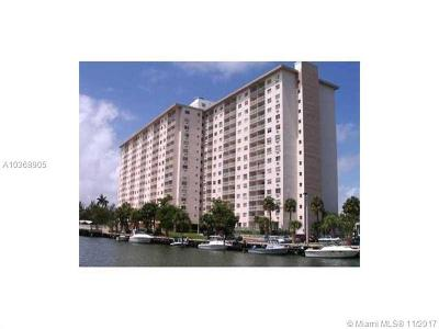 Sunny Isles Beach Condo For Sale: 400 Kings Point Dr #929